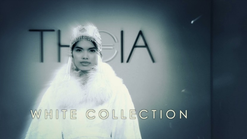 THEIA Bridal Show Fall 2015 Collection