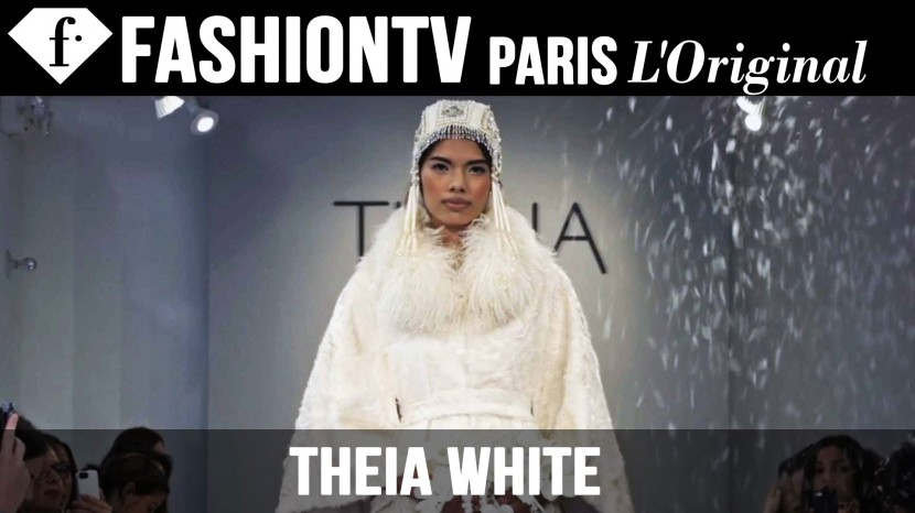 vidFame's latest THEIA video on fashiontv